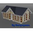 garec.png Download STL file Dhuizon Station • 3D printing design, amigapocket
