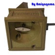 amigamusique2.png Download STL file Phonograph • 3D printer design, amigapocket