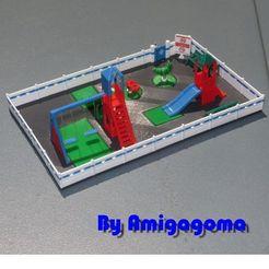 airedejeux3.jpg Download STL file Playground • 3D printer model, amigapocket