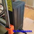 Free 3D printer files Power supply Prusa I3 MK 3, amigapocket