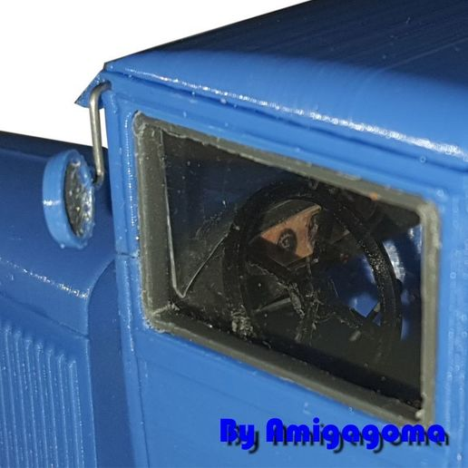 photos.jpg Download STL file Citroën C4 Fougon Tôlé • 3D printing object, amigapocket