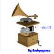 assemblage.png Download STL file Phonograph • 3D printer design, amigapocket