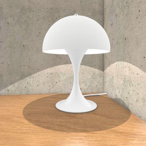 Download STL file Panthella Table Lamp ・ Cults