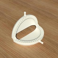 Fichier STL Empanada / Fabricant de boulettes, hovmoller