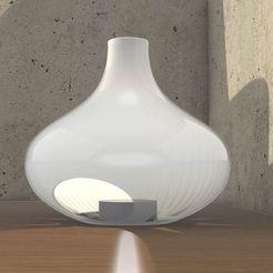 3D printer models Tealight Candle Holder, hovmoller