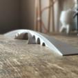 Capture d'écran 2017-09-27 à 18.33.50.png Télécharger fichier STL gratuit Leonardo Da Vinci | Golden Horn Bridge • Plan à imprimer en 3D, Joaco3D
