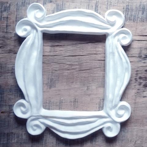 Free stl file FRIENDS - Peephole Frame, Joaco3D