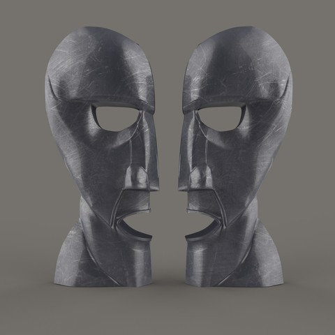 STL The Division Bell Statue | Pink Floyd, Joaco3D