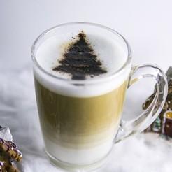 Descargar modelos 3D Árbol de Navidad Decoración de Café, 3DHAG