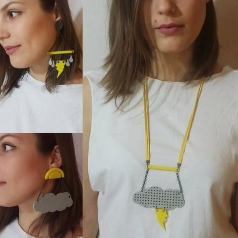 Download free 3D printer templates Adornos de moda - Liberte-se, ci2