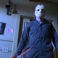 Free 3D printer model Figure Inspired by Jason Friday the 13, serranoware