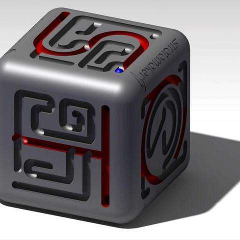 Free 3d model #STRATOMAKER, jp-design