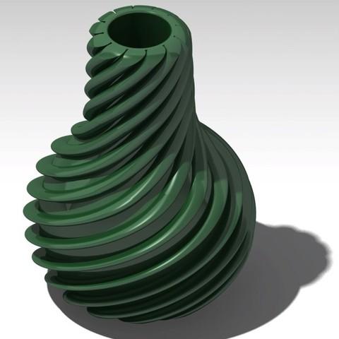 3d Printer Model Spiral Vase Cults