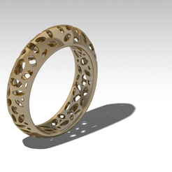 Download STL file bague_14 • 3D printing template, jp-design