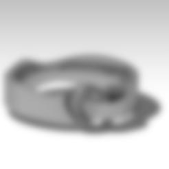 Download STL file bague_13 • 3D printer template, jp-design