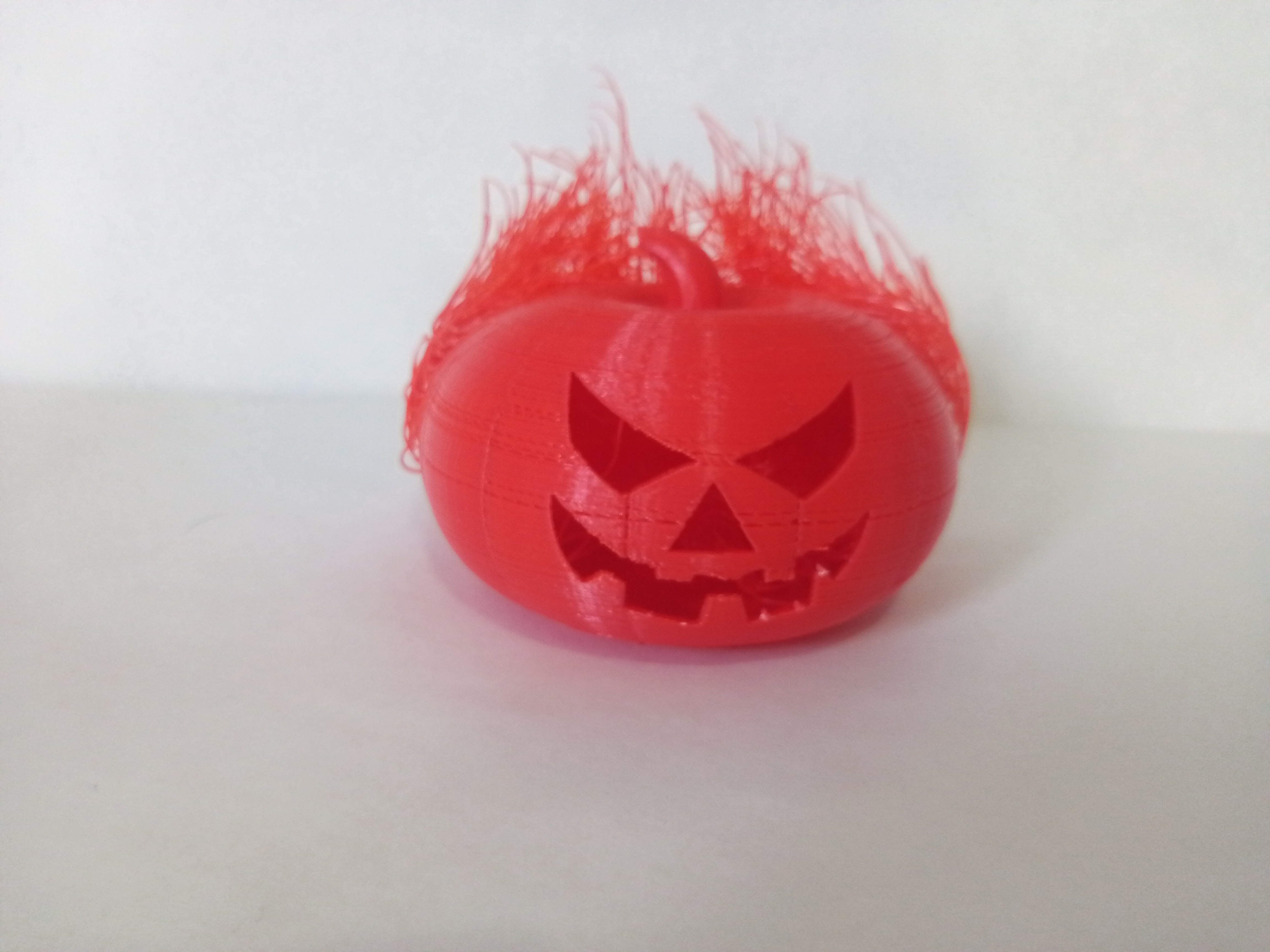 P_20181030_122105.jpg Download free STL file Hairy Pumpkin • 3D printer model, sketchprint3d