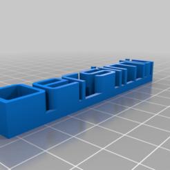 name_and_text_vh_20200309-48-1myz6dl.png Télécharger fichier STL gratuit Serkan • Design pour impression 3D, 3dmodelsturkey