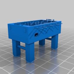 527a1e6a0d0e1634d5cf29a53435358d.png Télécharger fichier STL gratuit Foosball • Modèle imprimable en 3D, 3dmodelsturkey