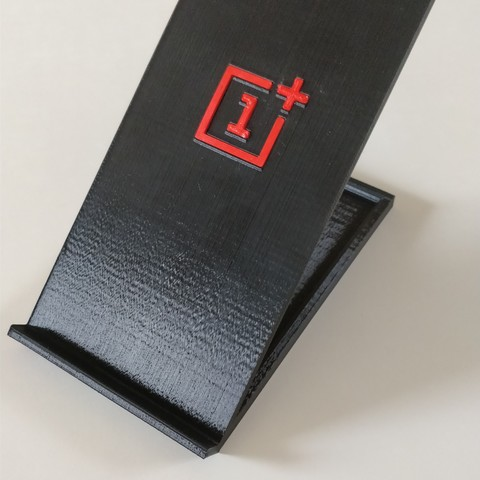 Free 3D printer files OnePlus smartphone support, jujulm72130
