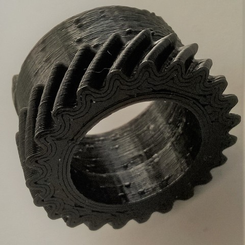 Download free 3D print files Gear speedometer Honda 125, Foron3D