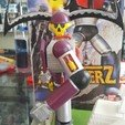 Free 3D file GARADA K-7 FROM MAZINGER SERIES, alejandroever