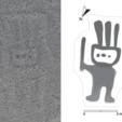 Télécharger fichier STL gratuit Les lignes Nazca ont été découvertes • Modèle pour impression 3D, TomasLA