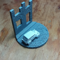 Free ww2 vignette 3D printer file, nabb