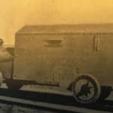 Free 3d printer files Mexican Revolution Armored Car, nabb