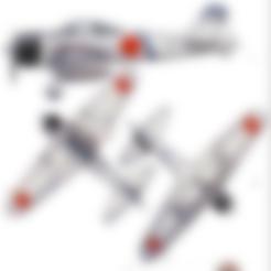 Télécharger fichier STL gratuit A6M zéro • Plan à imprimer en 3D, TomasLA