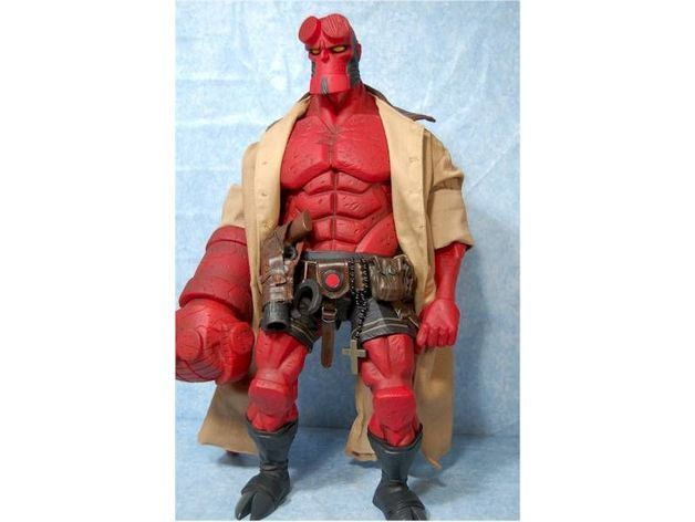974e6b4e0b97e3d9748cff117812c98d_preview_featured.jpg Download free STL file hellboy hand • Template to 3D print, TomasLA