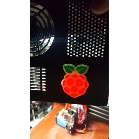 72d4ffe9e65f9d925346646b5b1a4a2a_preview_featured.jpg Download free STL file TAZ 5 Raspberry Pi 2 / 3 Main Box Extension • 3D print template, crprinting