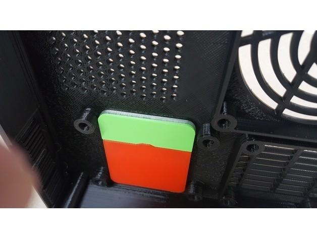 2d305d50c48b41ae16d4f997db80b731_preview_featured.jpg Download free STL file TAZ 5 Raspberry Pi 2 / 3 Main Box Extension • 3D print template, crprinting
