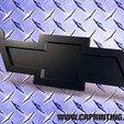 641007b570aadfd3cb208ceb8ec386af_display_large.jpg Télécharger fichier STL gratuit Porte-clés Chevy en SemiFlex NinjaFlex • Modèle à imprimer en 3D, crprinting