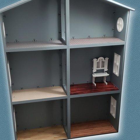Télécharger fichier imprimante 3D gratuit Maison de poupée CNC, crprinting