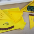 Download free STL file Raspberry Pi Pie Case • 3D printer model, crprinting