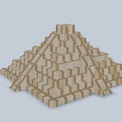 temple.png Download free STL file Puzzle temple • Design to 3D print, tyh