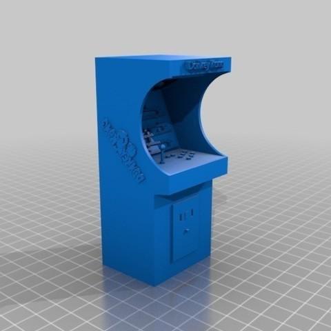 63007a649d8e0034dc0b010629978475_preview_featured.jpg Télécharger fichier STL gratuit donkey kong arcade • Plan pour imprimante 3D, tyh