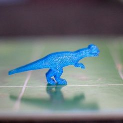 Descargar Modelos 3D para imprimir gratis Meeples de la isla de los dinosaurios - Dilophosaurus, Robh