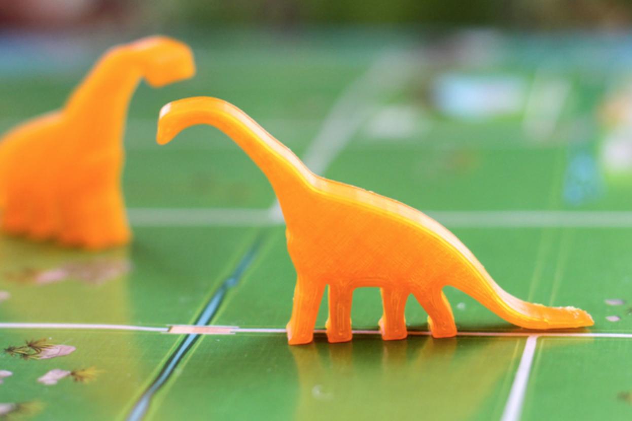 Capture d'écran 2018-06-06 à 15.59.14.png Download free STL file Dinosaur Island - Plateosaurus • Design to 3D print, Robh