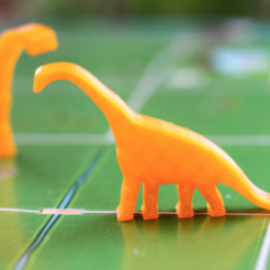 Capture d'écran 2018-06-06 à 15.59.14.png Download free STL file Dinosaur Island - Plateosaurus • Design to 3D print, Robh