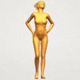 Descargar archivos STL gratis Chica desnuda C05, GeorgesNikkei