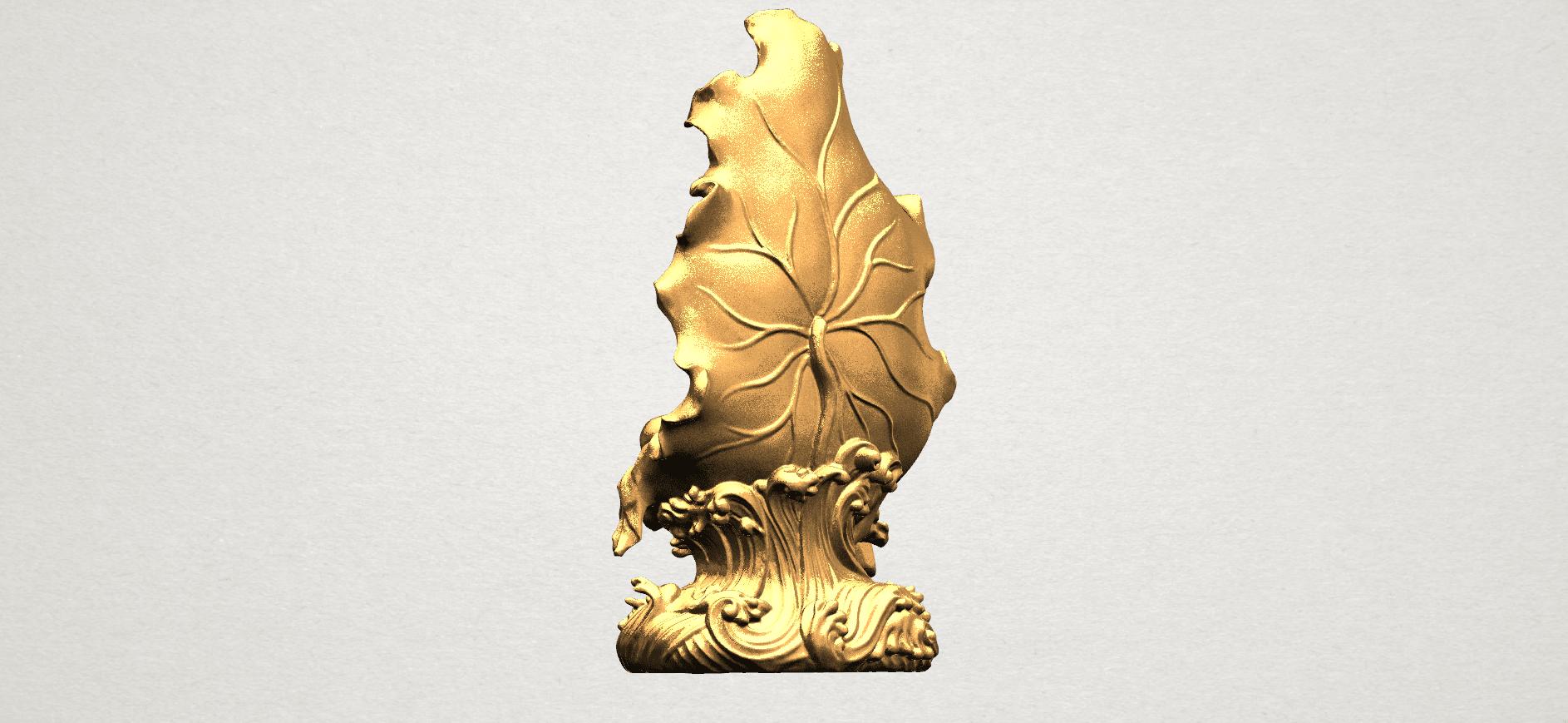 Avalokitesvara Buddha (with Lotus Leave) (ii) A05.png Download free STL file Avalokitesvara Buddha (with Lotus Leave) 02 • Model to 3D print, GeorgesNikkei