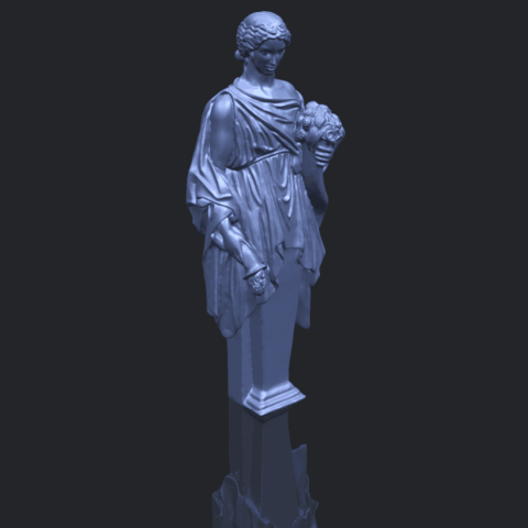 05_TDA0261_Sculpture_of_a_girlB00-1.png Download free STL file Sculpture of a girl • 3D printable model, GeorgesNikkei
