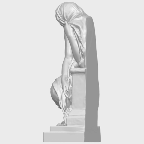 06_TDA0548_Sculpture_of_a_girl_02A04.png Download free STL file Sculpture of a girl 02 • 3D printable template, GeorgesNikkei