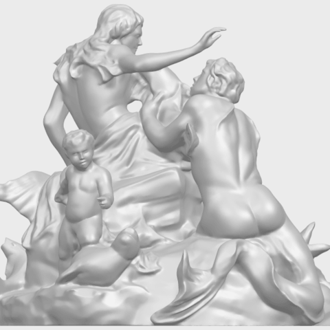 28_TDA0166_Naked_Couple_viA06.png Download free STL file  Naked Couple 06 • 3D printing object, GeorgesNikkei