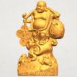 TDA0329 Metteyya Buddha 09 A02.png Télécharger fichier STL gratuit Bouddha Metteyya 09 • Modèle imprimable en 3D, GeorgesNikkei