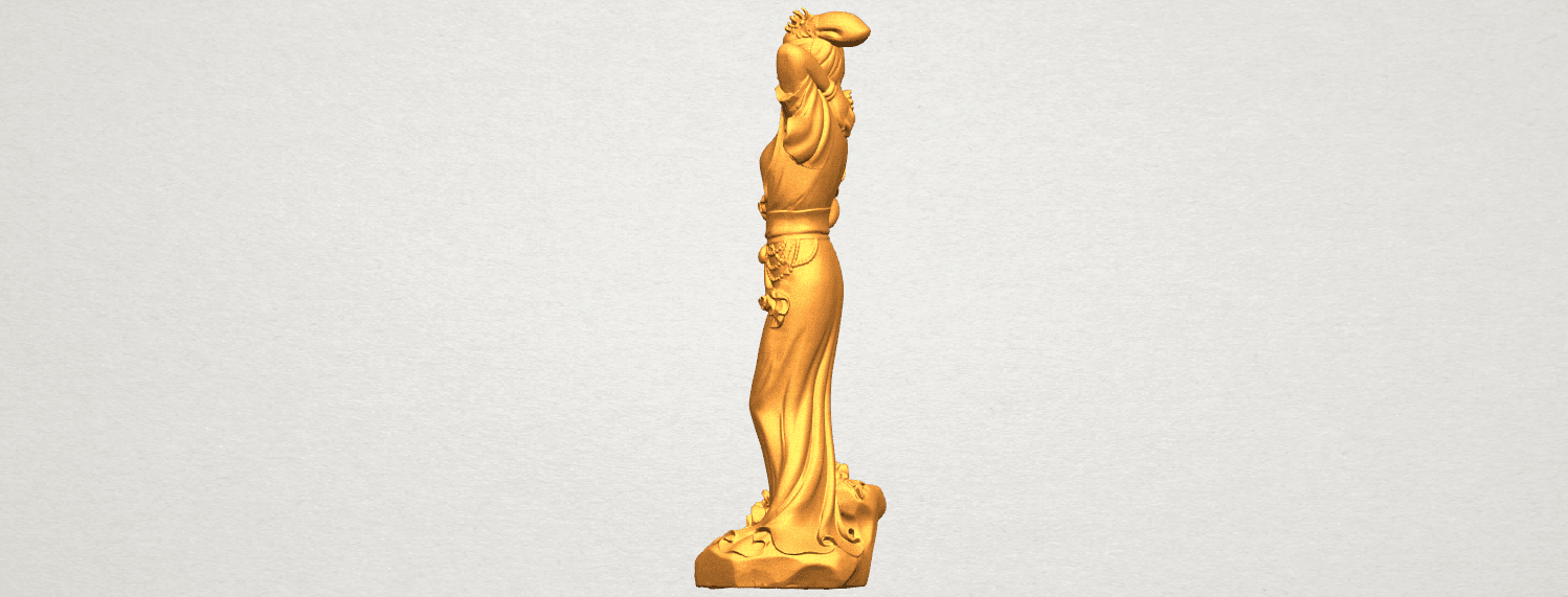 TDA0447 Fairy 02 A03.png Download free STL file Fairy 02 • 3D printing object, GeorgesNikkei