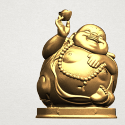 Download free STL file Metteyya Buddha 07, GeorgesNikkei