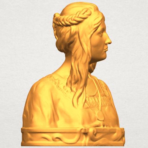 A10.png Télécharger fichier STL gratuit Vittoria Colonna • Objet pour impression 3D, GeorgesNikkei