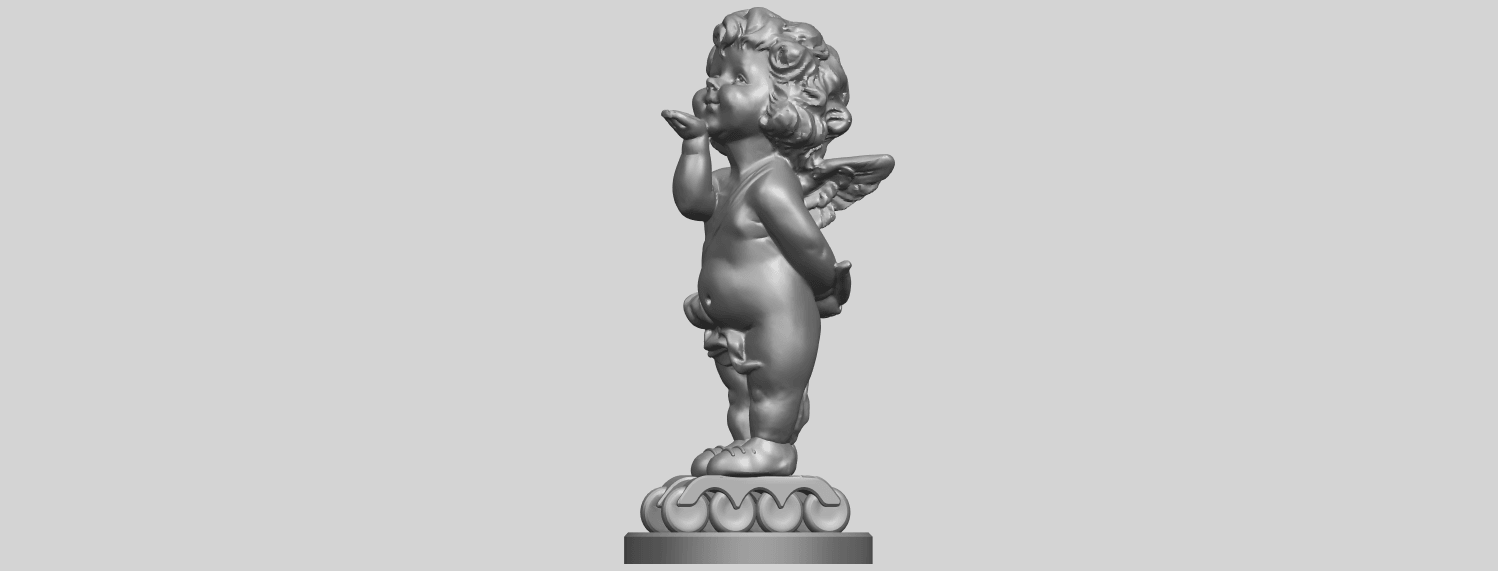 03_TDA0480_Angel_Baby_03A03.png Download free STL file Angel Baby 03 • 3D printing template, GeorgesNikkei